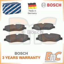 BOSCH FRONT DISC BRAKE PAD SET MERCEDES-BENZ VW OEM 0986494121 A0054202120