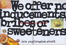 "Bells Whisky ""Inducement, Bribes"" 1994 Magazine Advert #542"