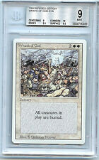 MTG Revised Wrath of God BGS 9.0 (9) Mint Card Magic The Gathering WOTC #0039