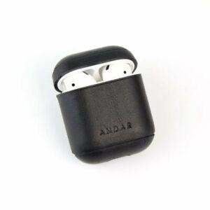 Andar - Apple AirPods Full Grain Leather Case - The Capsule