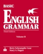 Basic English Grammar, Vol. B With CD by Azar, Betty Schrampfer, Hagen, Stacy A