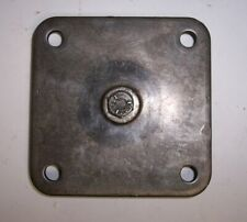 BSA TRIUMPH SUMP PLATE for OIL SCREEN, 650 750 OIF BONNEVILLE TIGER T120 T140