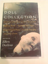 The Doll Collection: Seventeen Brand-New Tales of Dolls, SIGNED by Ellen Datlow