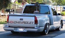 Chevy Silverado  STEPSIDE Tailgate Spoiler Wing 88-98 SS Intimidator