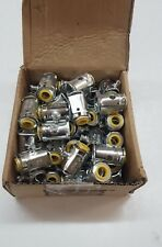 Box of 50 Hubbell Raco 2800 Cable Connectors