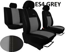 "SEAT LEON FR Mk3 2013 ONWARDS ECO LEATHER ""EXCLUSIVE SEAT COVERS MADE TO MEASURE"