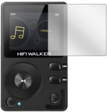 5x Schutzfolie für HIFI WALKER H2 MP3-Player Display Folie klar