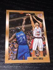 1998-99 Topps BRYCE DREW RC card #127 ~ Houston Rockets Rookie ~ F1