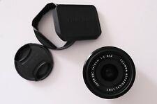 Fujifilm XF 18mm F2 Lens Objectif
