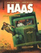 HAAS  2 - BLIND VERTROUWEN - Rob van Bavel en Fred de Heij
