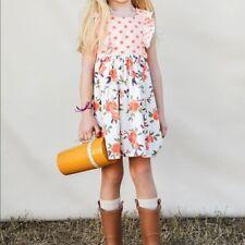 NWT Girls Matilda Jane Flutter Away Dress Size 8