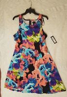 NEW Womens sleeveless dress, size 12. Worthington, NWT