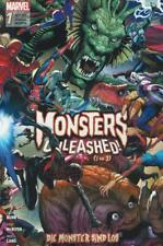 Monsters Unleashed-los monstruos son lote 1, Panini