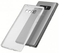 mumbi Hülle für Samsung Galaxy Note 8 Schutzhülle UV beständig klar Case Tasche