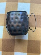 World Tableware Mm-100, 14 Oz Hammered Copper Moscow Mule Mug-New!