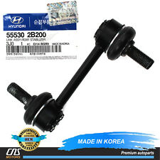 GENUINE Link Stabilizer Bar REAR for 07-12 Santa Fe Veracruz Sorento 555302B200