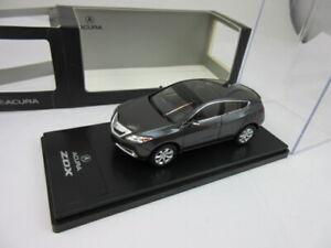 Acura ZDX Concept 1/43 Genuine Acura Super Rare New Un-played condition