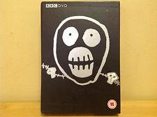 The Mighty Boosh Series 1 & 2 Plus Exclusive Booklet 4 Disc Box Set - PAL
