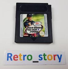 Nintendo Game Boy Color - Tiger Woods PGA Tour 2000 - PAL - EUR