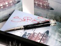 Montblanc Mark Twain Limited Edition Kugelschreiber Ballpoint Pen Neu