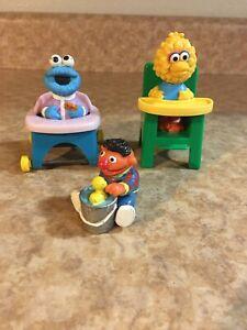 1986 McDonald meal Muppet babies