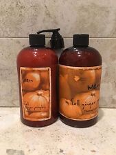 WEN by Chaz Dean - Fall Ginger Pumpkin Cleansing Conditioner 16 oz x 2 = 32oz.