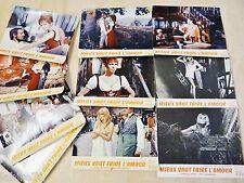 MIEUX VAUT FAIRE L' AMOUR ! Pascale Petit jeu 10 photos cinema lobby cards 1967