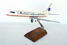 """PACMIN - Mediterranean Airlines """"Cataract"""" Boeing 737 Aircraft Model 1/100 RARE"""