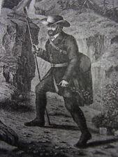 1865 LE GUIDE DU BOTANISTE HERBORISANT  Bernard Verlot ( rare )