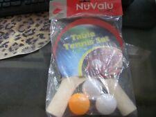 NUVALU HOME Table Tennis Set