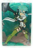 SAO Sword Art Online Wafer Card Vol.2 No.07 Sinon