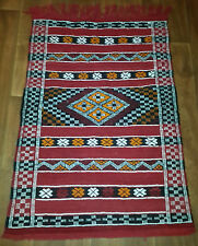 Tapis marocain en kilim