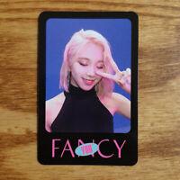 Due volte 7th MINI ALBUM Fancy è sana CARD LENTICOLARE K-POP 15
