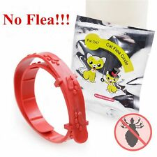 Tool Cat Kitten Neck Strap Remedy Pet Collar Anti Flea Mite Acari Tick