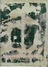 Design Vintage Picasso Aspect Jean Laver Persan Tapis D'Orient 3,09 X 2,23