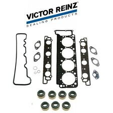 Passenger Right Head Gasket w/ Cover Gasket & Stem Seals For Mercedes R107 W126