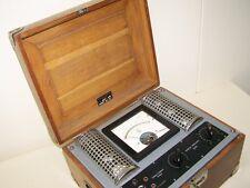 alter DDR Gleichstrom Meßverstärker Typ MV 4