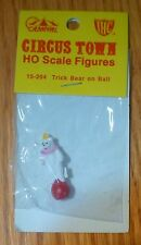 IHC / Circus Town #15-204 Trick Bear on Ball  (HO Scale)