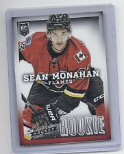 13-14 2013-14 ABSOLUTE HOCKEY SEAN MONAHAN ROOKIE BOXING DAY 26 CALGARY FLAMES