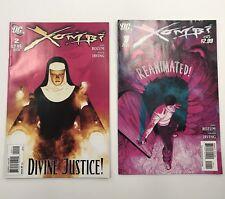 Xombi #1 & #2 2011 DC Comics lot John Rozum Fraser Irving Comic Book