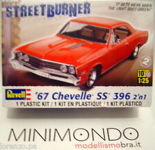 KIT 1967 CHEVELLE SS 396 1/25 REVELL MONOGRAM 04285 4285