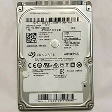 "Seagate ST1000LM024 FW: 2BA30004 1TB 2.5"" SATA Laptop Hard Drive HDD *TESTED*"