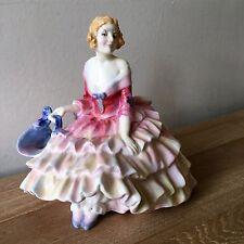 Lovely Rare Royal Doulton HN1859 Tildy Figurine 1934-36