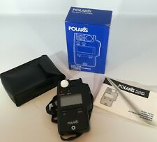 POLARIS FLASH METER JAPAN NEW FLASHMETRO + BOX