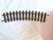 LEHMANN - LGB - ECH - G - SCALE - RAIL - LAITON / BRASS - NO.1500 - R=775 - TOP