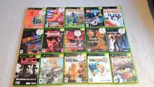 xbox original games bundle 15 lot 5 halo 2