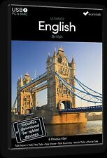 Eurotalk Lo último Inglés - 6 Producto Set - USB & Talk Now Tableta Descarga