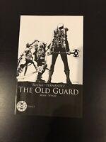 The Old Guard #1 NETFLIX MOVIE!!! 25th Anniversary Blind Box Variant B&W Rucka