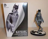 DC Collectibles BATGIRL Black and White Statue Figurine Batman Bat Girl DC Comic