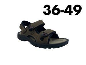 Herren/Damen Sandale GR.36-49 Trekking-Sandalen NEU Outdoor Schlappen Slipper 0